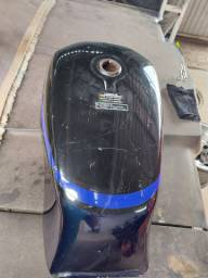 Tanque cbx 750 four 7 galo