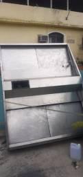 Coifa  lavadora
