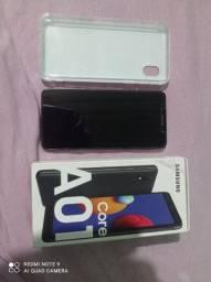 Vendo ou troco Samsung A01 core