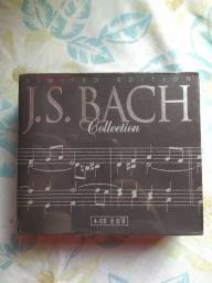 J.S BACH Collection 4 Cd's Limited Edition! (Lacrado)