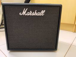 Cubo Marshall code 25 com footswitch
