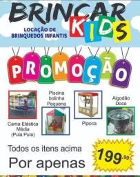 Aluguel de brinquedos infantis para festas e eventos