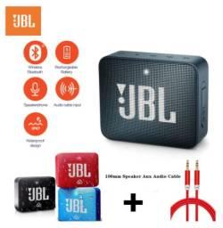 Caixa de som portátil/Speaker sem fio Bluetooth JBL Go 2