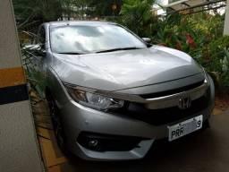 Honda Civic EXL . Com 7.000 Km, Aceito Troca