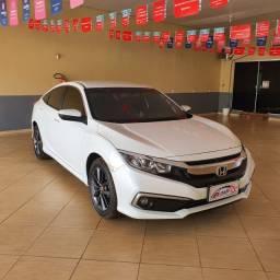 Civic EX 2020 Apenas 5.000 km rodados