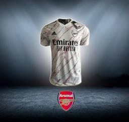 Camisa do Arsenal Branca