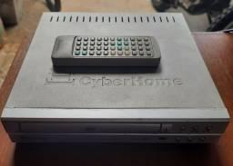 Título do anúncio: DVD + CONTROLE CYBERHOME