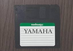 Ritmos no Disquete Teclados Yamaha Psr 340 350 630 730