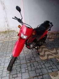 Moto Broz Honda