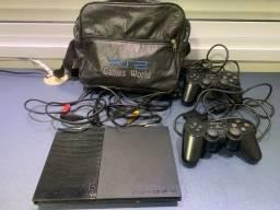 Título do anúncio: PlayStation 2 PS2