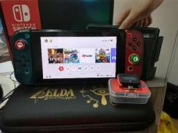 Nintendo Switch Desbloqueado 256Gb