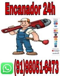 Encanador 24h