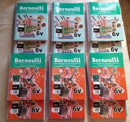 Apostilas Bernoulli 6V 2018