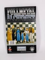 Mangá Fullmetal Alchemist- Usado