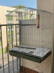 Gaiola/ Viveiro para pássaros médios