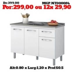 Promoçao em MS- Balcão de Pia - Balcão de Cuba - Balcão de Cozinha