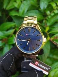Título do anúncio: Relógio Curren luxo entrega grátis