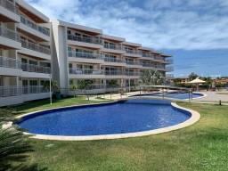 Apartamento à venda com 3 dormitórios em Porto das dunas, Aquiraz cod:RL1058