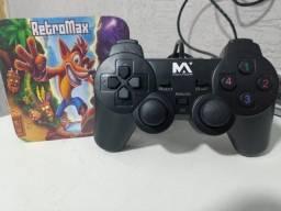 Video Game Retro com mais 10 Mil Games + 1 Controle