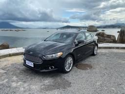 Ford Fusion Hybrid 2015