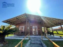 Casa com 2 dormitórios para alugar por R$ 2.100,00/mês - São José do Imbassaí - Maricá/RJ