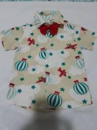 Camisa Tema Baloeiro Aviador