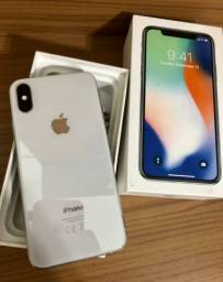 IPHONE XS 64GB COMPLETO (ACEITO TROCAS)