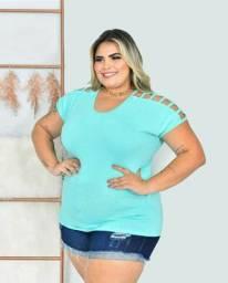 Blusa Feminina Pluz size tamanhos GG e G1