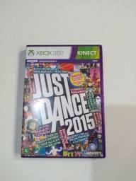 Título do anúncio: JOGO JUST DANCE 2015 XBOX 360