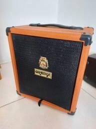 Título do anúncio: Amplificador Orange para Baixo - BX25