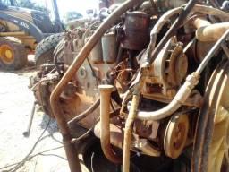 Motor MWM 229 6 cilindro