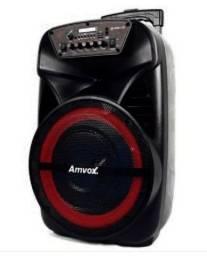 Título do anúncio: Caixa amplificada amvox