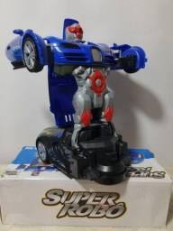 Brinquedo Transformes 2-em-1