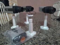 4 Câmeras da Cisco