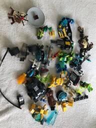 Título do anúncio: Peças de Lego diversas