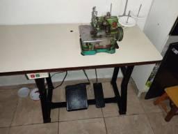 R$500 Máquina de costura reta Overlook