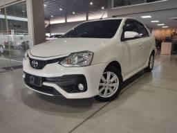 TOYOTA ETIOS XLS Sedan 1.5 Flex 16V 4p Aut.
