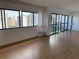 Título do anúncio: Apartamento com 3 dormitórios à venda, 130 m² por R$ 970.000,00 - Aflitos - Recife/PE