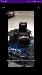 Câmera fotografica e filmadora Lumix
