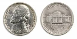 Moedas de cents americanas