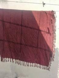 Título do anúncio: Manta p sofa semi Nova excelente tecido