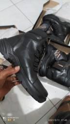 Título do anúncio: Bota preta marca spectrun original, temos botas mais baratas também