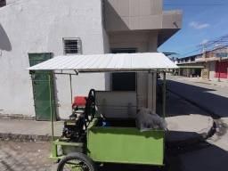 Vendo uma carroça de caldo de cana completa com tudo