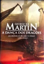 As Crônicas de Gelo e Fogo - Livro Cinco (Game of Thrones)