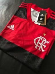 Camisa do Flamengo modelo novo 21/22