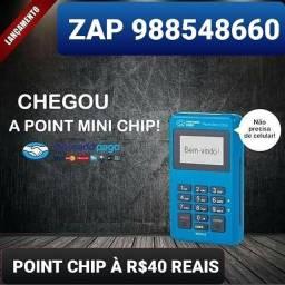 Point Mini chip mercado livre