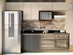 Cozinha Planejada + Granito na Bancada Direto da Fábrica