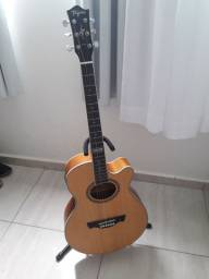 Violão elétrico dallas tagima
