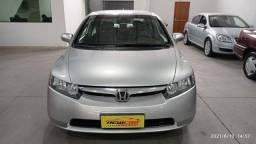Honda Civic LXS 1.8 câmbio manual 2007/2008 Flex