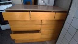 Título do anúncio: Cômoda madeira pura
